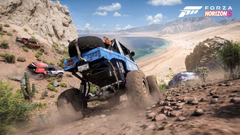Forza Horizon 5 Achievements Revealed