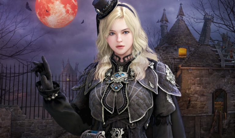 New Dungeon and Halloween Events Now Live in Black Desert