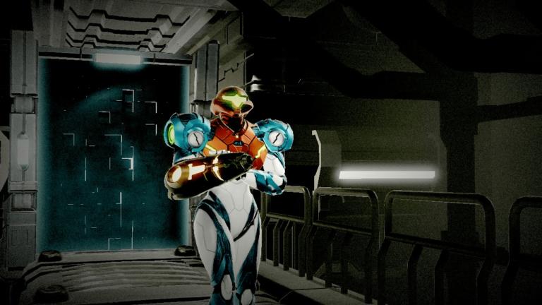 Digital Foundry examines Metroid Dread