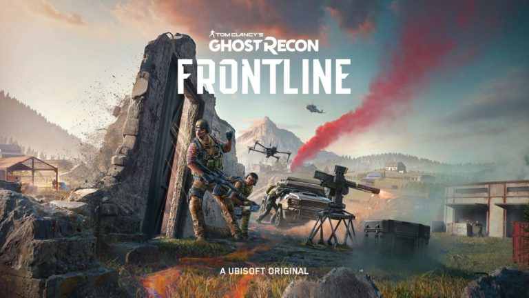 Ghost Recon Frontline Drops 100 Players into Massive Tactical-Action Battles