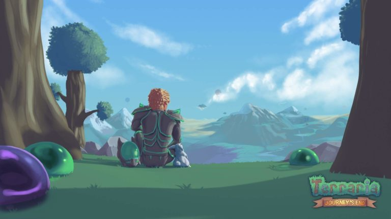 Terraria Keeps Getting Better, Journey's End Update is Now Live
