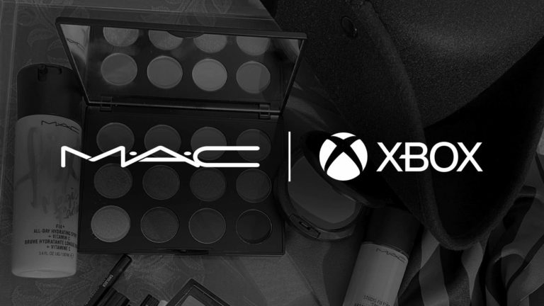 Xbox and MAC Cosmetics Bring Game Pass Characters to Life This Halloween