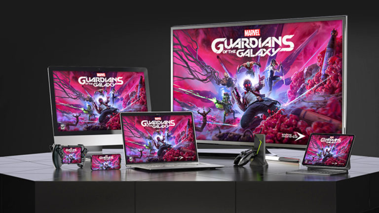 Guardians of the Galaxy is bundled with Nvidia RTX gaming PCs and laptops