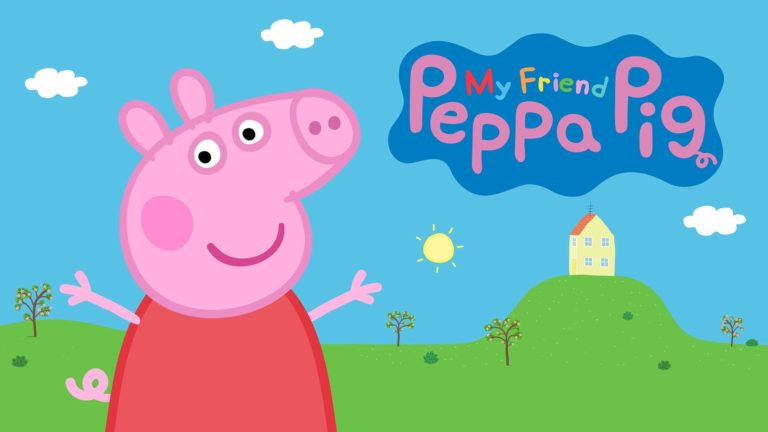 My Friend Peppa Pig Is Now Available For Digital Pre-order And Pre-download On Xbox One And Xbox Series X S