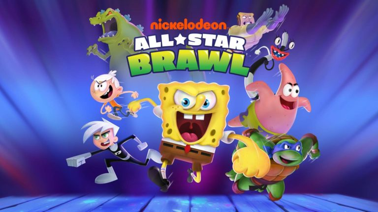 Nickelodeon All-Star Brawl is Passion Project Platform Fighter