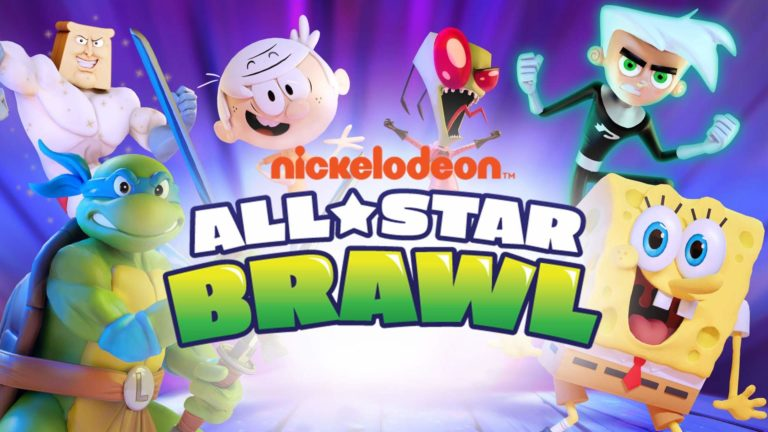 Nickelodeon All-Star Brawl Is Now Available For Xbox One And Xbox Series X|S