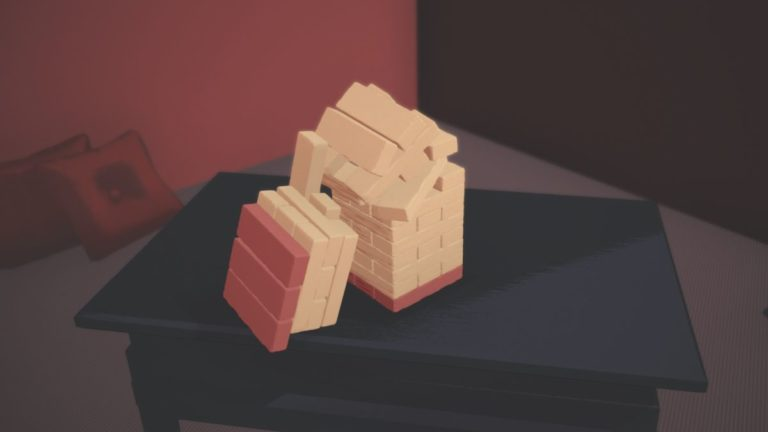 Jenga and WarioWare collide in this free game