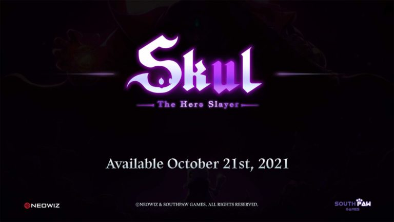 Skul: The Hero Slayer Is Now Available For Digital Pre-order And Pre-download On Xbox One And Xbox Series X|S