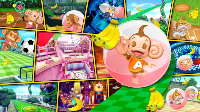 Super Monkey Ball Banana Mania Is Now Available For Xbox One And Xbox Series X|S