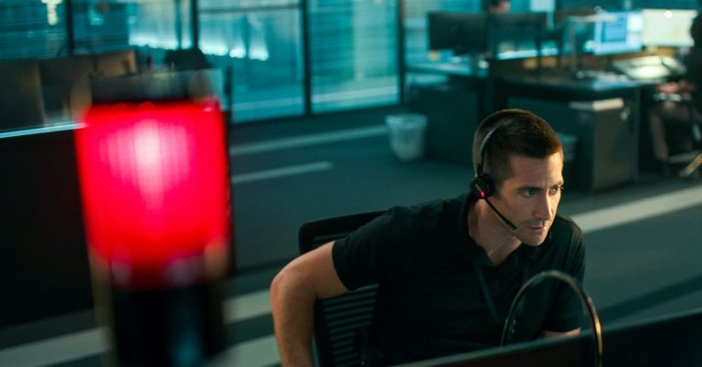The Guilty review: a psychological thriller showcase forJake Gyllenhaal
