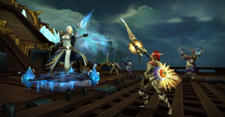 Blizzard removes sexually suggestive content from World of Warcraft