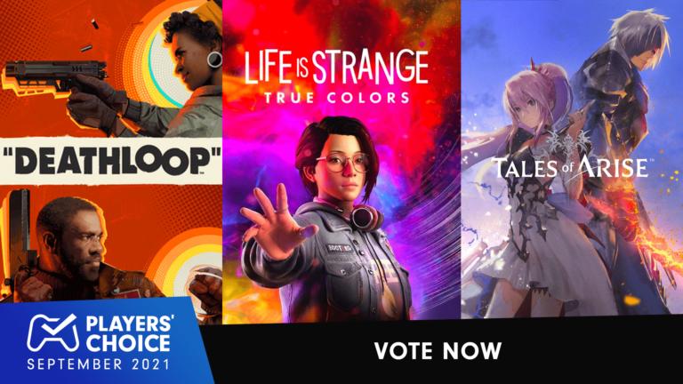 Vote for September 2021's best new game – PlayStation.Blog