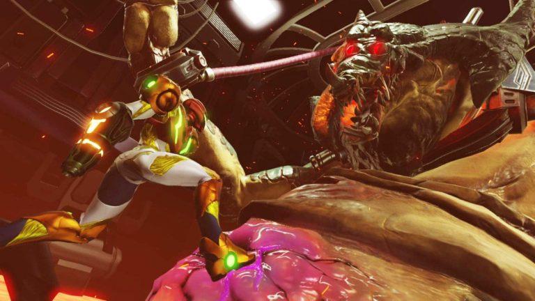 Metroid Dread Sequence Break Unlocks Gross Kraid Quick Kill