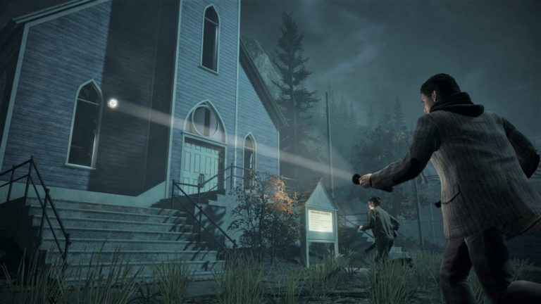 The ERSB has rated Alan Wake: Remastered for Nintendo Switch