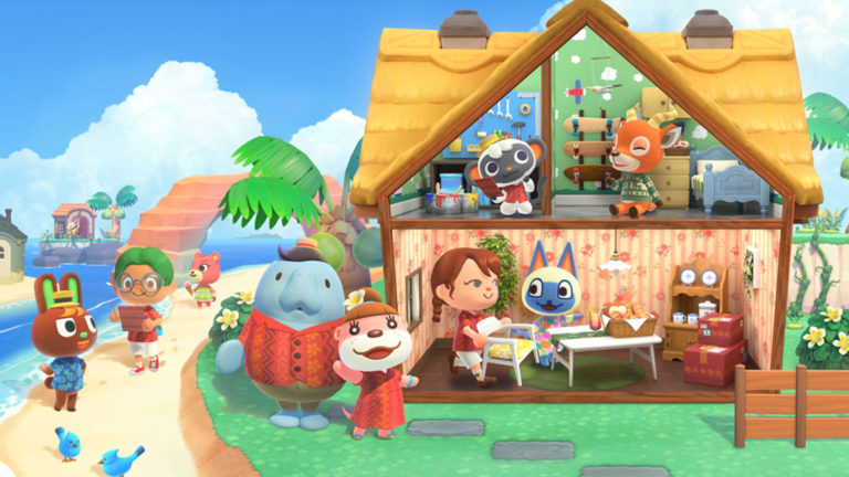 Nintendo explains what happens when your Switch Online + expansion pack expires with Happy Home Paradise