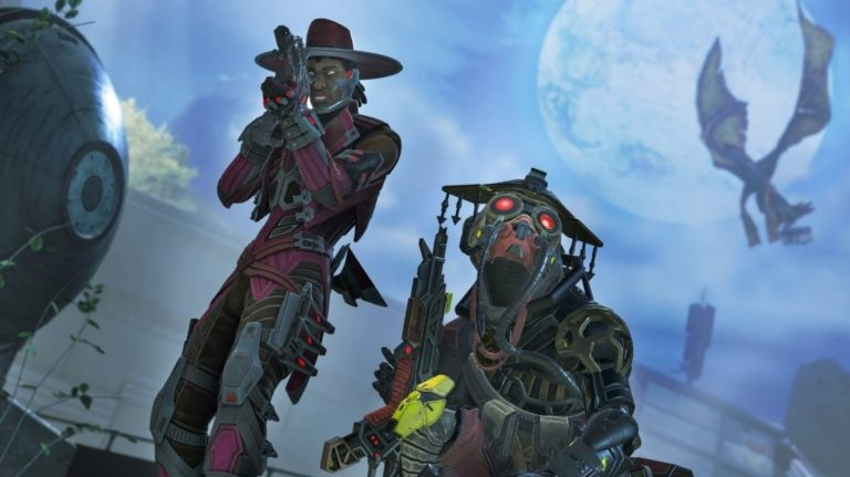 Apex Legends' Halloween-themed Monsters Within event starts next week • Eurogamer.net