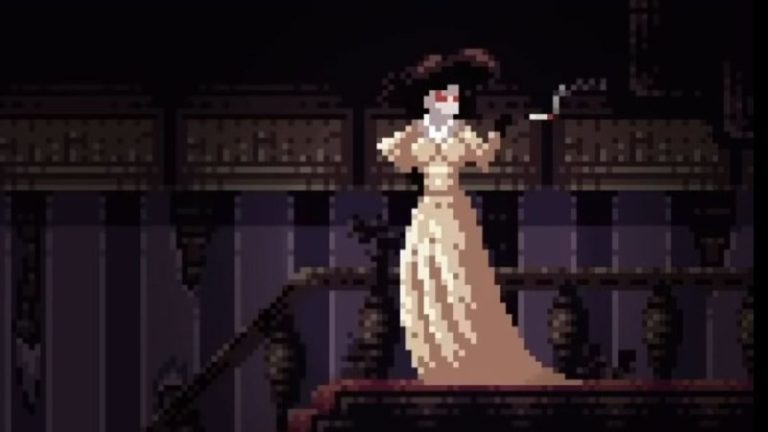 Play This Fantastic Resident Evil: Village x Castlevania Game