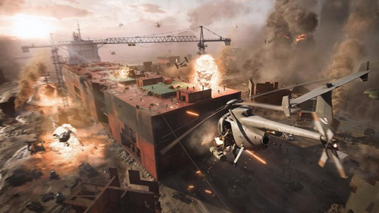 Battlefield 2042's Hazard Zone is finally being revealed tomorrow