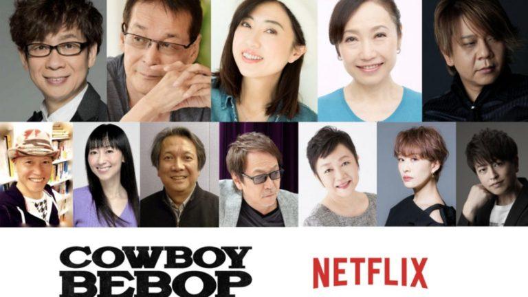 Original Cowboy Bebop Japanese Voice Cast Returns For Netflix