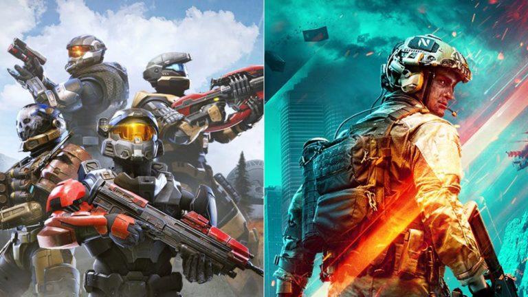 Halo Infinite Vs. Battlefield 2042 Beta Comparison