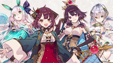 Crafting JRPG Atelier Sophie 2 will release on Steam in 2022