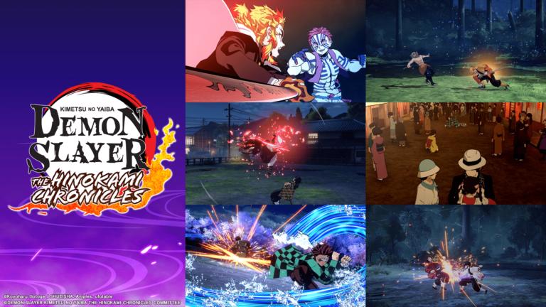 "(For Southeast Asia) ""Demon Slayer -Kimetsu no Yaiba- The Hinokami Chronicles"" Game Trailer #3 Released! – PlayStation.Blog"