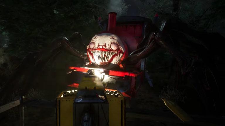 Choo-Choo Charles is a train-based horror game with an evil clown-spider train