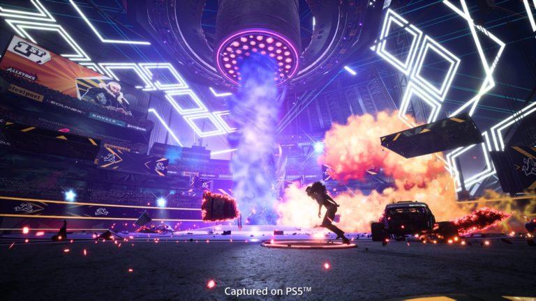 New game modes fall into Destruction AllStars – PlayStation.Blog