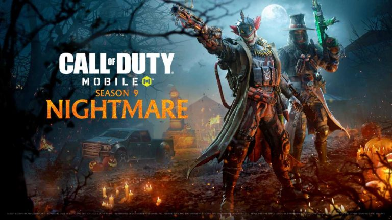 All you need to know about the upcoming Call of Duty: Mobile – Season 9: Nightmare update