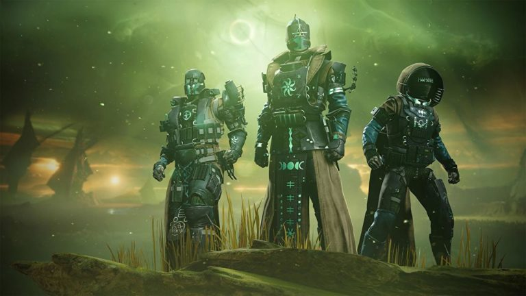 Destiny 2's Forsaken campaign and the Tangled Shore are going away