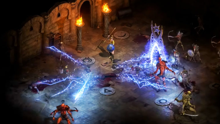 Diablo 2: Resurrected servers are down, Blizzard is investigating