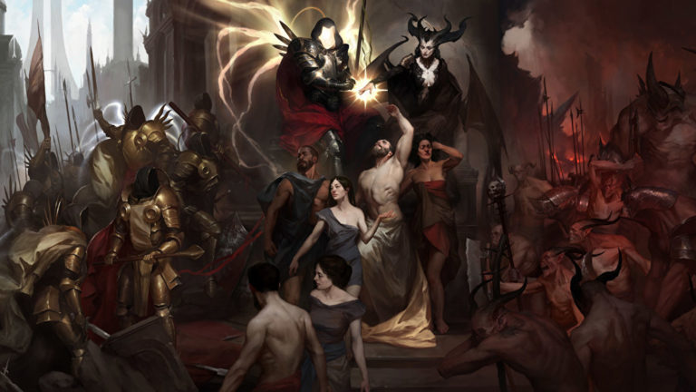 Diablo IV has introduced its new game director