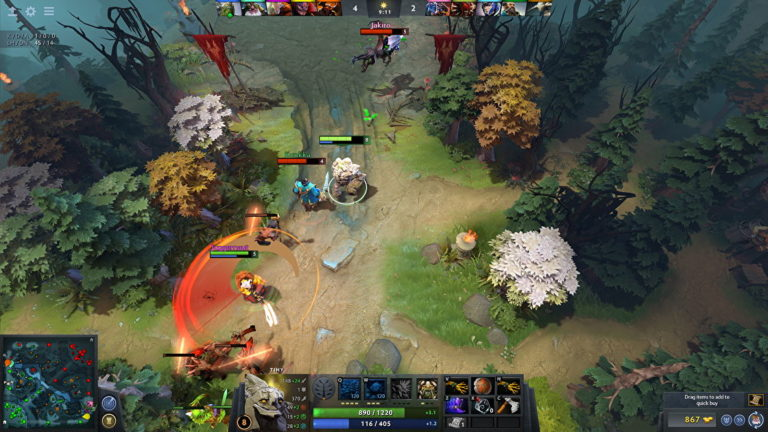 Dota 2 International going ahead without audience