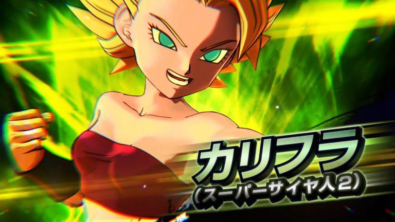 Dragon Ball Xenoverse 2 next DLC character is Caulifla (Super Saiyan 2)