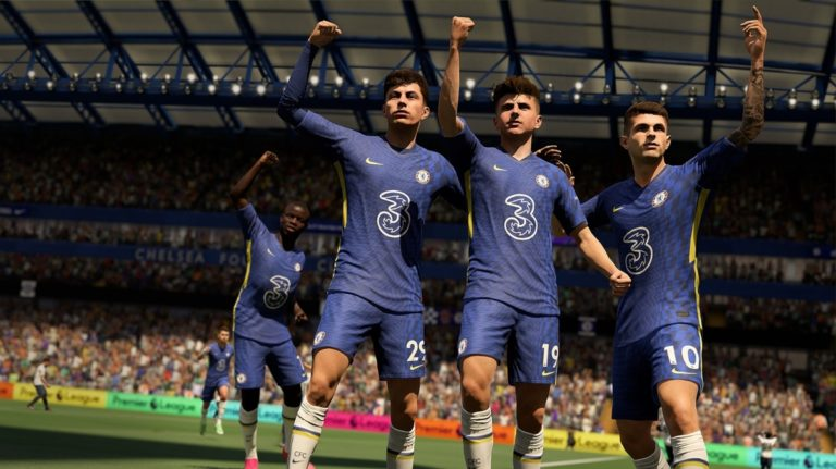 """EA renews contract with FIFPRO to """"deliver the greatest, most authentic football experience"""" • Eurogamer.net"""