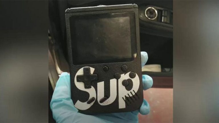 Car Thieves Arrested Using $27,000 'Nintendo Game Boy'