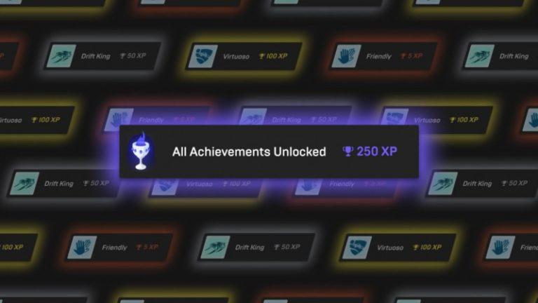 Epic Games Achievements Launch Next Week