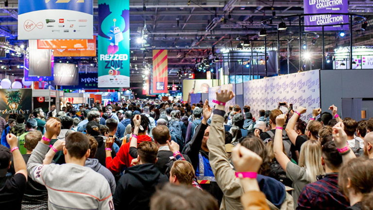 Sign up to the RPS supporter program and get a free ticket to EGX 2021