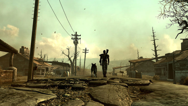 Fallout 3 has removed Games For Windows Live