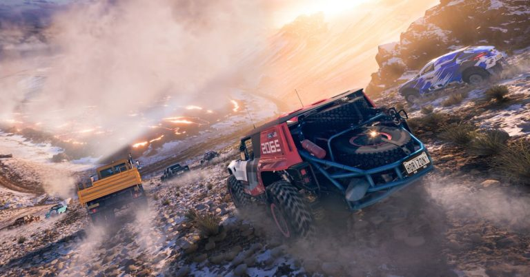 Forza Horizon 5 preview: An arcade racer leans sim, with solid results