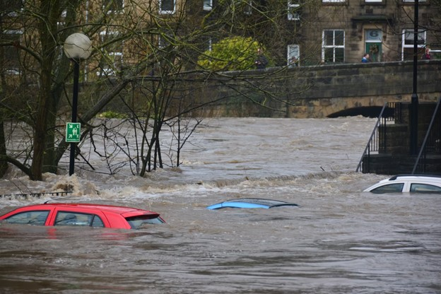 Data Scientists Develop Flood Detection for Early Warning