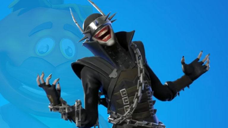 The Batman Who Laughs just killed Fortnite's Tomatohead