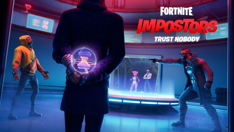 Fortnite devs tease a proper Among Us crossover as Impostors gets role bias