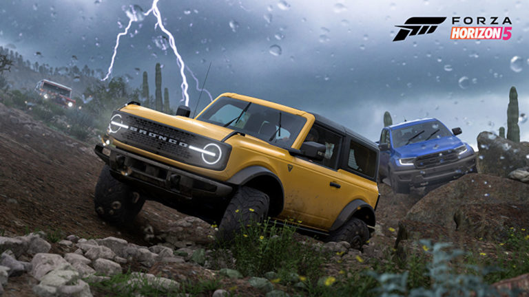 Forza Horizon 5 improves its character customization, changes progression for the better