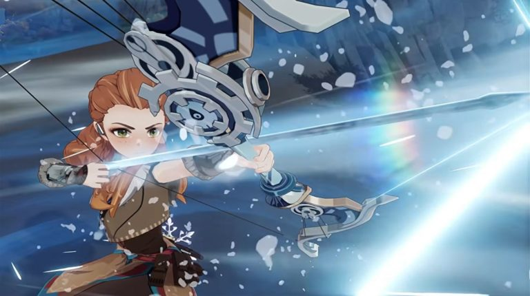 Genshin Impact 2.2 adds a new island and Aloy