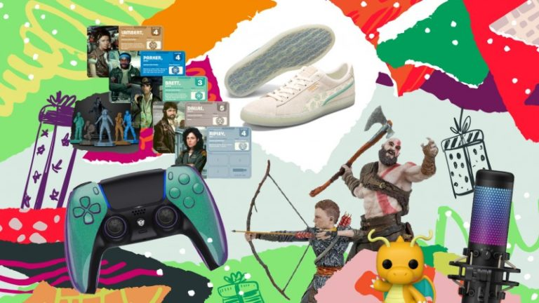Game Informer's Holiday Buying Guide 2021