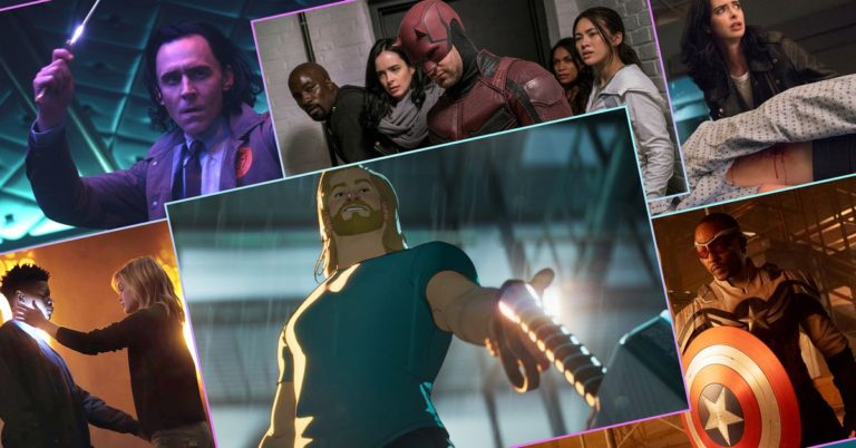 Every Marvel TV show in the Cinematic Universe, ranked