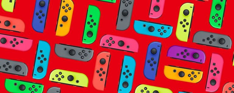 Switch OLED model features improved Joy-Con controllers, but drift could still become an issue