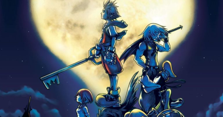 All of the Kingdom Hearts games are coming to Nintendo Switch
