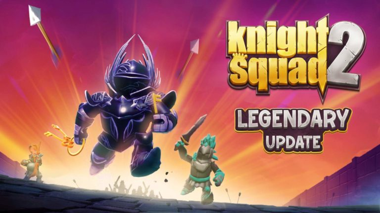 Get the Legendary Update for Knight Squad 2 Today